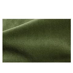 Cozy Velvet Eden Green