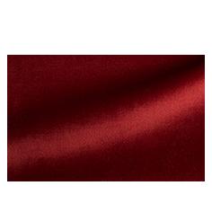 Paris Velvet Deep Red