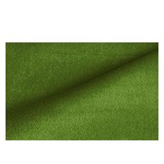 Radiance Velvet Palm Green