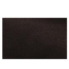 Ultra Suede black ink