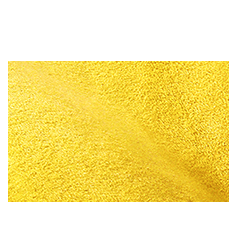 Ultra Suede blazing yellow