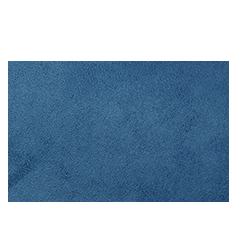 Ultra Suede swedish blue
